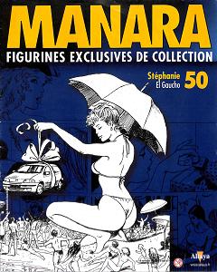 Manara - Figurines Exclusives De Collection - Tome 50