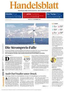 Handelsblatt - 14. November 2016