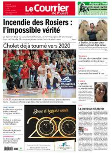 Le Courrier de l'Ouest Cholet – 04 janvier 2020