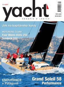 Yacht magazine - duben 2017