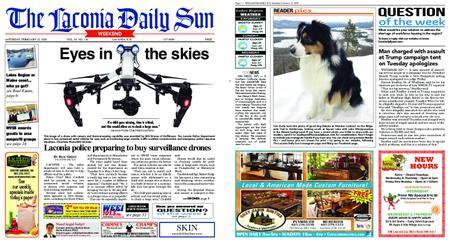 The Laconia Daily Sun – February 15, 2020
