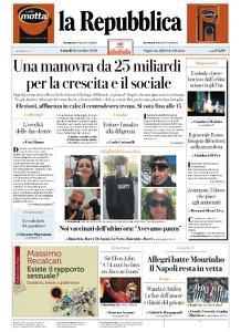 la Repubblica - 18 Ottobre 2021