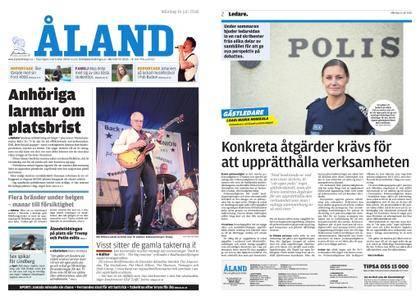 Ålandstidningen – 16 juli 2018