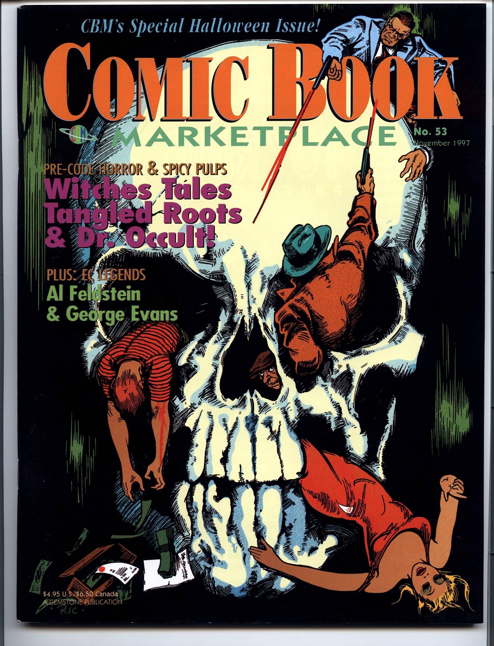 Comic Book Marketplace 053 1997