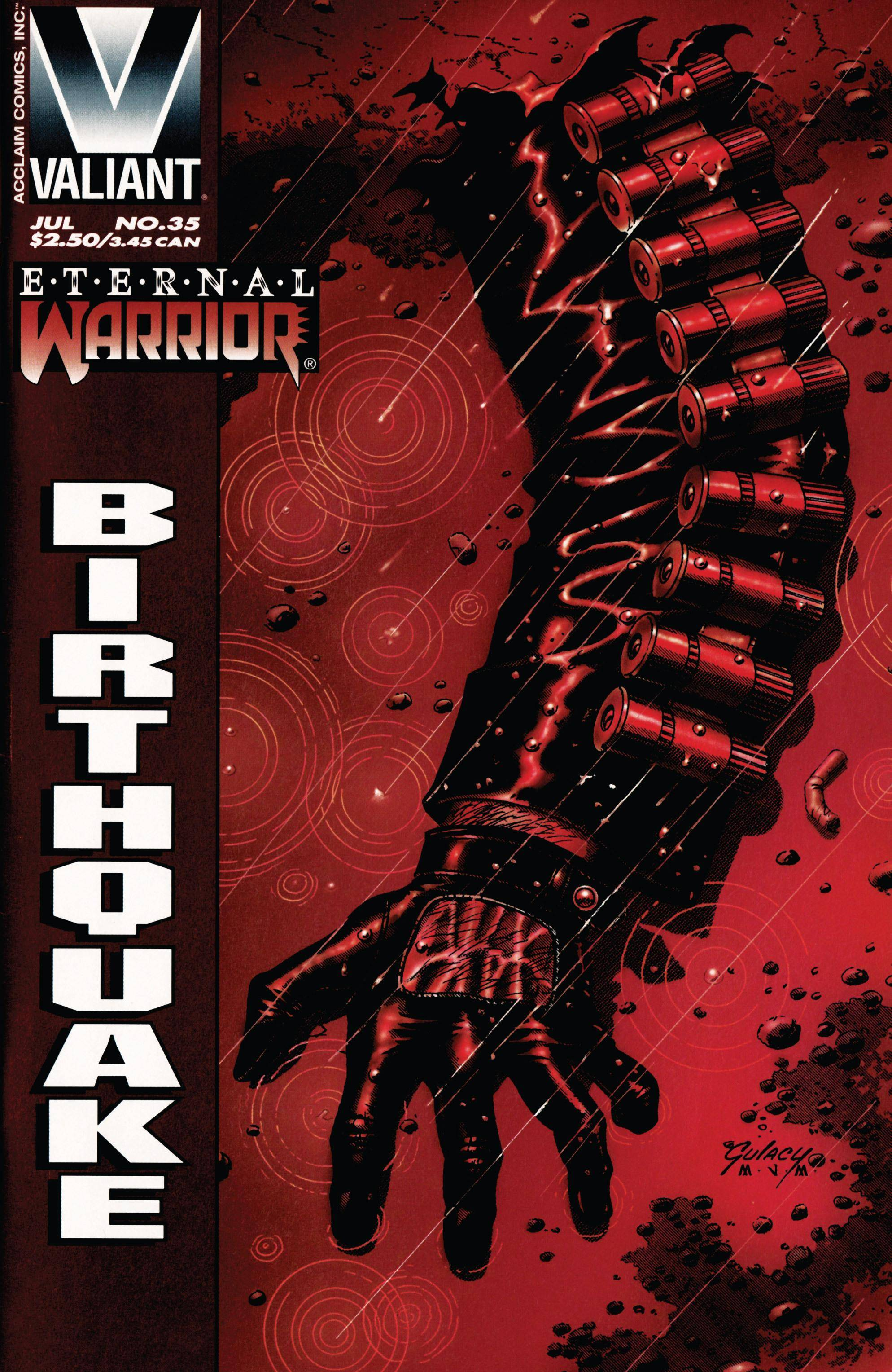 Eternal Warrior 35 1995 digital