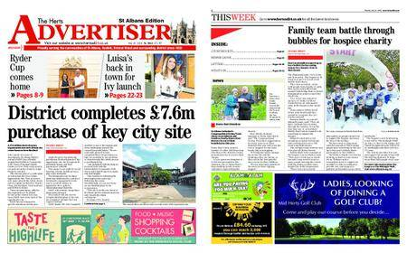 The Herts Advertiser – May 10, 2018