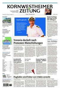 Kornwestheimer Zeitung - 07. Dezember 2018