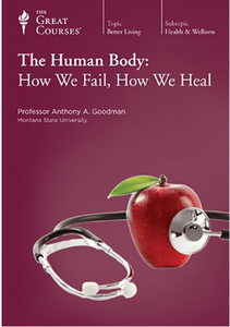 The Human Body: How We Fail, How We Heal [repost]