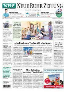 NRZ Neue Ruhr Zeitung Essen-Postausgabe - 23. März 2018