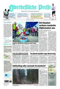Oberhessische Presse Marburg/Ostkreis - 27. März 2018