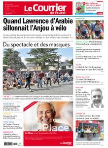 Le Courrier de l'Ouest Cholet – 06 septembre 2020