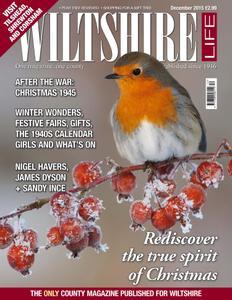 Wiltshire Life - December 2015