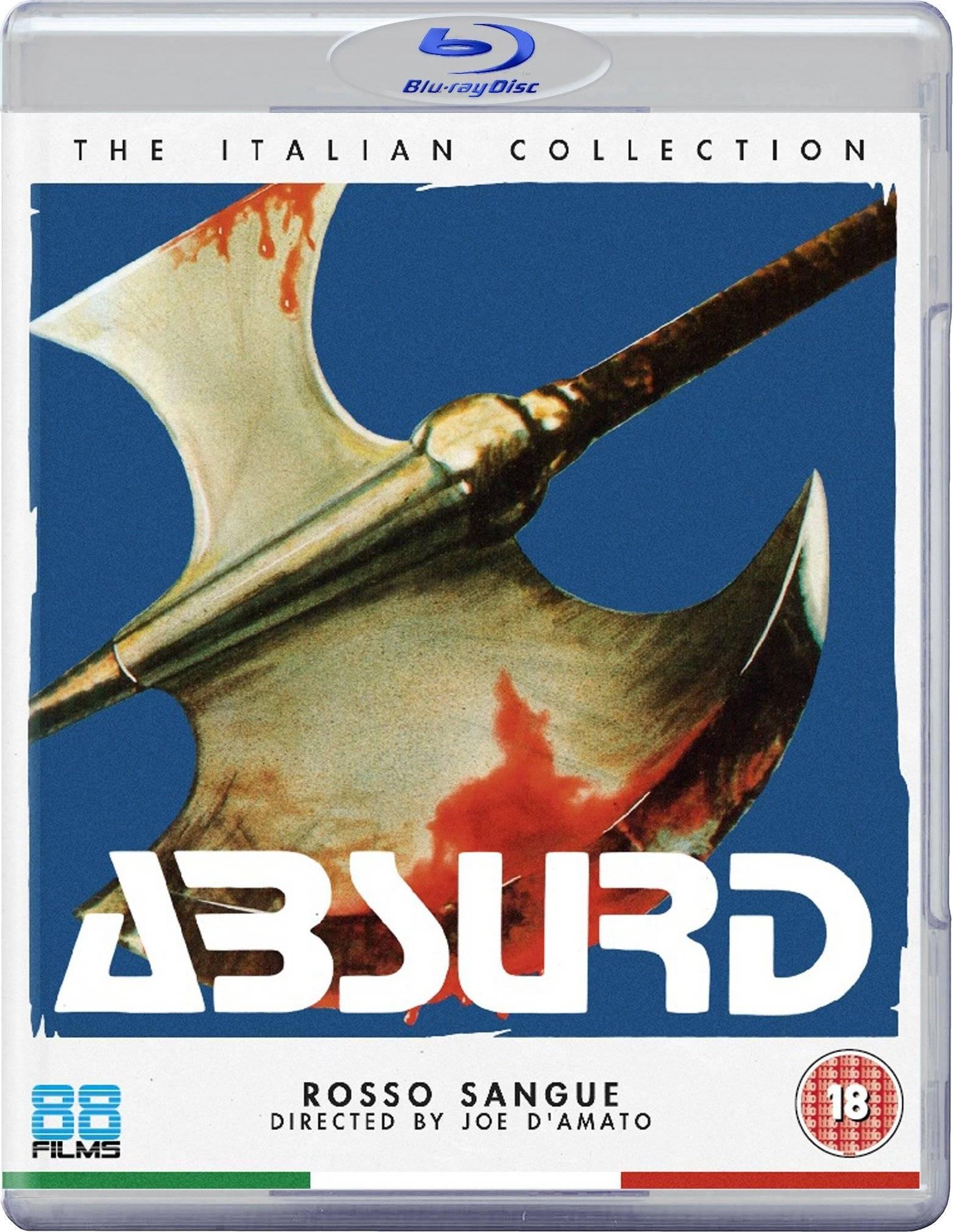 Absurd (1981) Rosso sangue [Uncut]