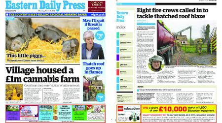 Eastern Daily Press – March 28, 2019