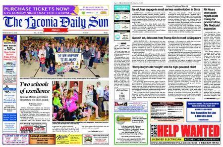 The Laconia Daily Sun – May 11, 2018