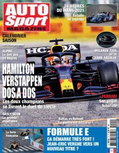 Auto Sport Magazine - Mai-Juillet 2021