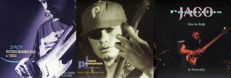Jaco Pastorius - JazzPoint Records Releases Collection (1998) 3 x 2CD Sets [Re-Up]