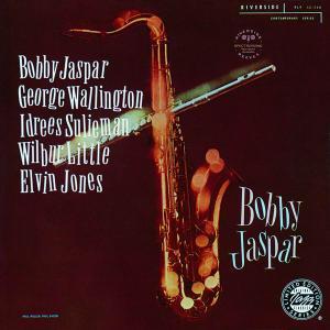 Bobby Jaspar - Bobby Jaspar With George Wallington, Idrees Sulieman (1957) [Reissue 1992]