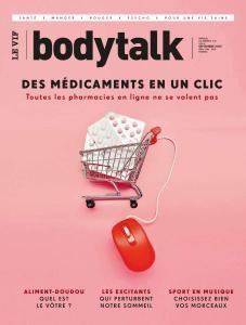 Le Vif Bodytalk - Septembre 2020