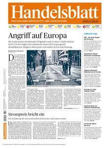 Handelsblatt - 23. März 2016
