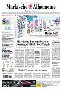 Märkische Allgemeine Prignitz Kurier - 12. Mai 2018