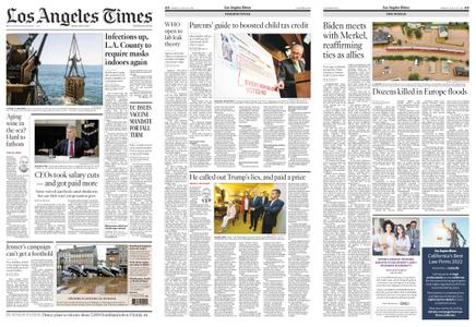Los Angeles Times – July 16, 2021