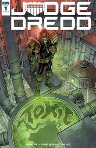 Judge Dredd-Toxic! 001 2018 digital dargh