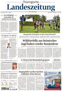 Thüringische Landeszeitung – 23. Juli 2019