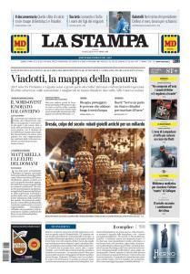 La Stampa Torino Provincia e Canavese - 26 Novembre 2019