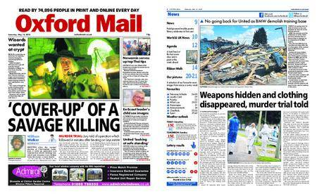 Oxford Mail – May 12, 2018