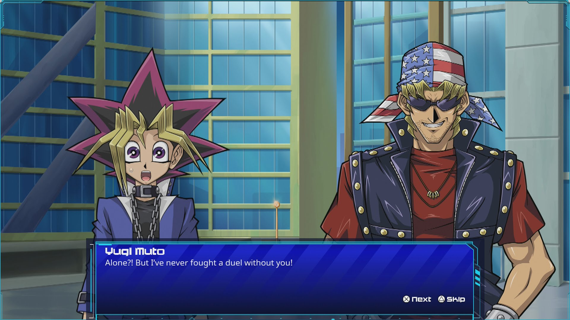 Yu-Gi-Oh! Legacy of the Duelist (2015)