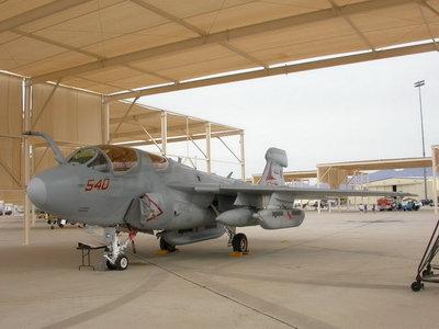EA-6B Prowler Walk Around