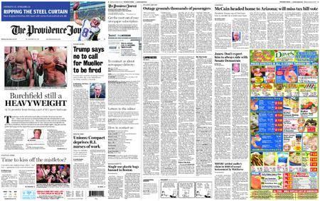 The Providence Journal – December 18, 2017