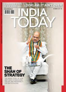 India Today - October 09, 2017