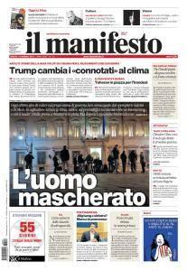 il Manifesto - 12 Maggio 2018