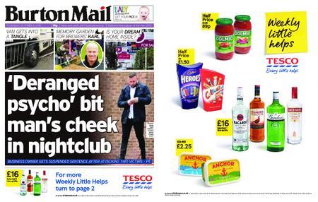 Burton Mail – October 04, 2018