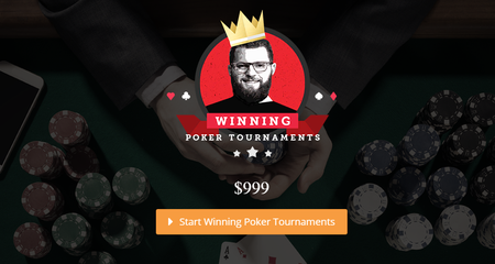 Upswing - Winning Poker Tournaments with Nick Petrangelo