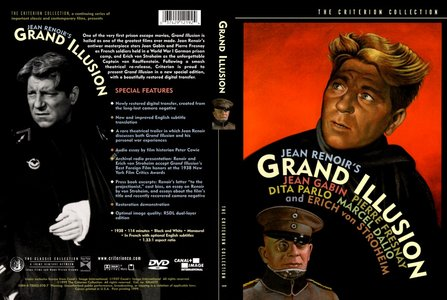 Grand Illusion (1937) [The Criterion Collection #1]