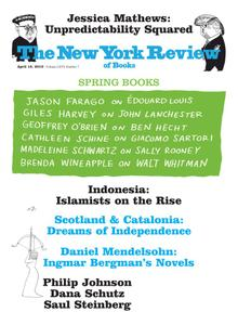 The New York Review of Books - April 18, 2019