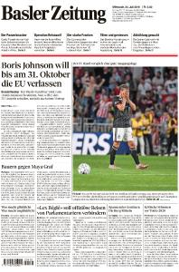 Basler Zeitung - 24 Juli 2019