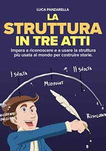 La struttura di un romanzo in tre atti