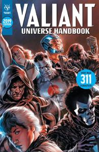Valiant-Valiant Universe Handbook 2019 Edition 2019 Hybrid Comic eBook