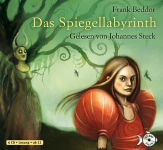Frank Beddor - Das Spiegellabyrinth
