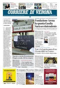 Corriere di Verona - 9 Gennaio 2018