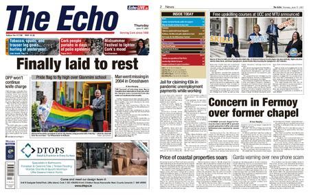 Evening Echo – June 17, 2021