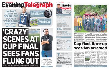 Evening Telegraph First Edition – June 03, 2019