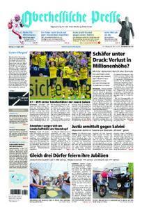 Oberhessische Presse Marburg/Ostkreis - 27. August 2018