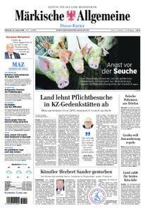 Märkische Allgemeine Dosse Kurier - 10. Januar 2018