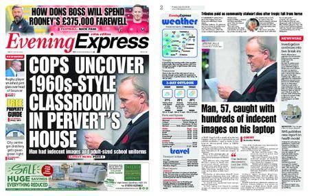 Evening Express – July 20, 2018