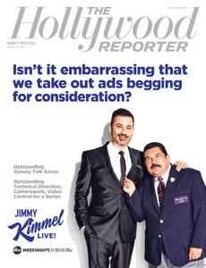 The Hollywood Reporter - August 23, 2021